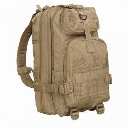 Condor Outdoor: Tactical Compact Modular Style Assault Pack - TAN