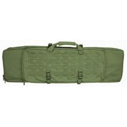 Condor Outdoor 42-Inch Single Rifle Case w/ SMG Compartment - OD