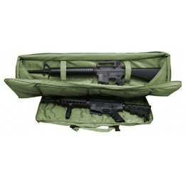 Condor Outdoor 42-Inch Single Rifle Case w/ SMG Compartment - OD