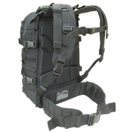 Condor Outdoor: Medium Modular MOLLE Tactical Assault Pack 2 - BLACK
