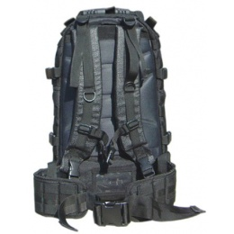 Condor Outdoor: Medium Modular MOLLE Tactical Assault Pack 2 - BLACK