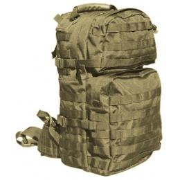 Condor Outdoor: Medium Modular MOLLE Tactical Assault Pack 2 - TAN
