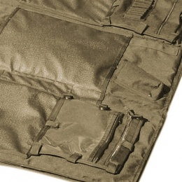 Condor Outdoor: MOLLE Tactical Sniper Shooter's Mat Bag #131 - TAN