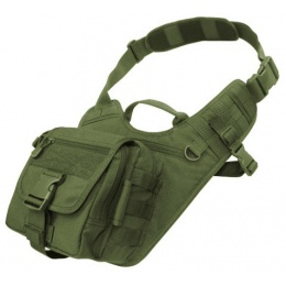 Condor Outdoor: Tactical Modular EDC (Everyday Carry) Bag - OD GREEN