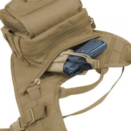Condor Outdoor: Tactical Modular EDC (Everyday Carry) Bag - TAN