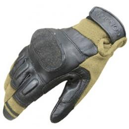Condor Outdoor KEVLAR Tactical Glove - TAN (LARGE)