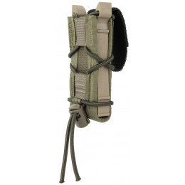 High Speed Gear Pistol Taco® Single Modular Pistol Pouch for Belt Systems - OD GREEN