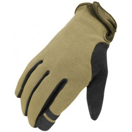 Condor Outdoor Tactical Shooter's Gloves - TAN