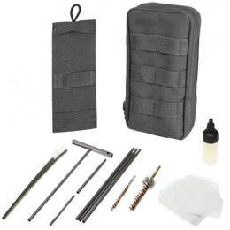Condor Outdoor Tactical MOLLE Expedition Rifle Cleaning Kit - BLACK