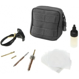 Condor Outdoor Tactical MOLLE Recon Rifle Cleaning Kit - BLACK