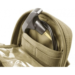 Condor Outdoor Tactical MOLLE Recon Rifle Cleaning Kit - TAN