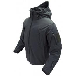 Condor Outdoor Tactical SUMMIT Soft Shell Jacket #602 - BLACK