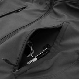 Condor Outdoor Tactical SUMMIT Soft Shell Jacket #602 - BLACK