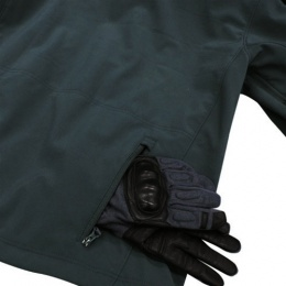 Condor Outdoor Tactical SUMMIT Soft Shell Jacket #602 - NAVY BLUE