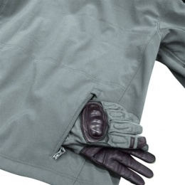 Condor Outdoor Tactical SUMMIT Soft Shell Jacket #602 - FOLIAGE