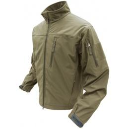 Condor Outdoor Tactical PHANTOM Soft Shell Jacket #606 - TAN