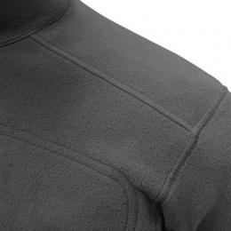 Condor Outdoor Tactical 1/4 ZIP Fleece Pullover #607 - BLACK