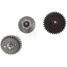 SHS Low Noise High Speed Reinforced Steel Straight Cut 16:1 Gear Set