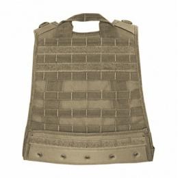 Condor Outdoor Tactical Compact Tactical Vest w/ MOLLE Webbing (Tan)