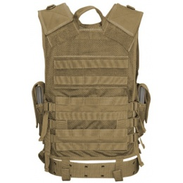 Condor Outdoor ELITE Tactical Vest - TAN