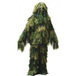 Condor Outdoor WOODLAND CAMOuflage Ghillie Suit - (Medium - Large)