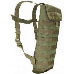 Condor Outdoor Tactical MOLLE Hydration Carrier w/ 2.5L Bladder - OD