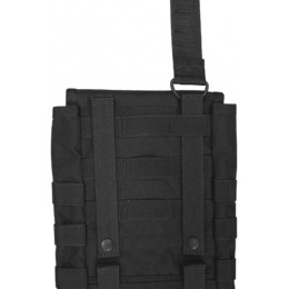 Condor Outdoor MOLLE Hydration Carrier w/ 2.5L Bladder - BLACK