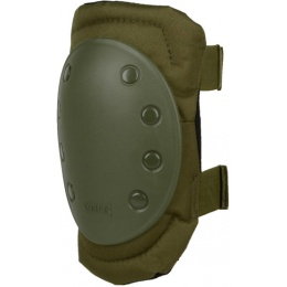 Condor Outdoor Tactical Rubber Cap Knee Pads - OD