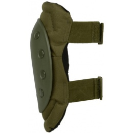 Condor Outdoor Tactical Rubber Cap Knee Pads - OD