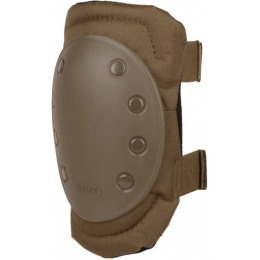 Condor Outdoor Tactical Rubber Cap Knee Pads - TAN