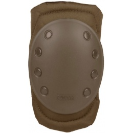 Condor Outdoor Tactical Rubber Cap Knee Pads - TAN
