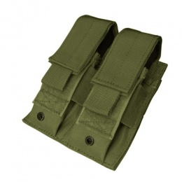 Condor Outdoor Tactical MOLLE Double Pistol Magazine Pouch - OD