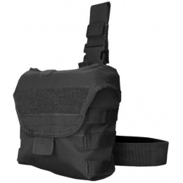 Condor Outdoor Tactical Drop-Leg Multipurpose Dump Pouch - BLACK