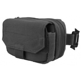 Condor Outdoor Tactical Modular MOLLE Digital Device Pouch - BLACK