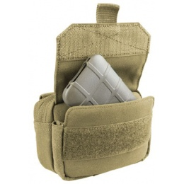 Condor Outdoor Tactical Modular MOLLE Digital Device Pouch - TAN