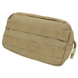Condor Outdoor Tactical MOLLE Multipurpose Utility Pouch - TAN
