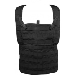 Condor Outdoor Tactical Modular MOLLE Chest Rig RRV - BLACK