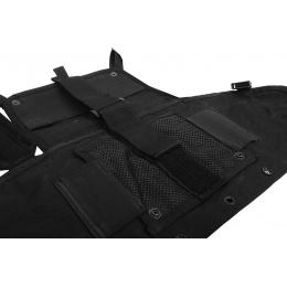 Condor Outdoor Tactical Modular MOLLE Chest Rig RRV - BLACK