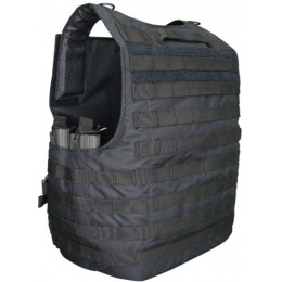 Condor Outdoor Tactical Modular Plate Carrier - BLACK