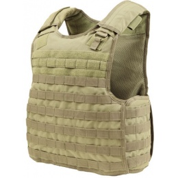 Condor Outdoor Tactical Quick Release Plate Carrier - TAN