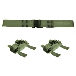 Condor Outdoor Tactical Combat Belt - OD