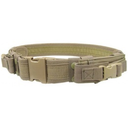 Condor Outdoor Tactical Combat Belt - TAN
