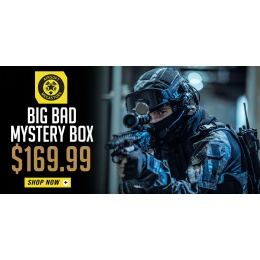 Airsoft Megastore Mystery Box 2019 - Big Bad Edition