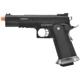 WE Tech 5.1 T-Rex Full Metal Hi-Capa Gas Blowback Airsoft Pistol