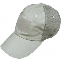 Condor Outdoor Tactical Mesh Operator Cap - TAN