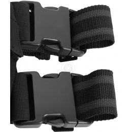 Condor Outdoor Tactical Drop Leg Holster - BLACK