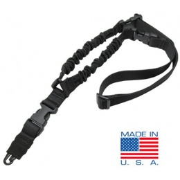 Condor Outdoor Tactical Cobra One Point Bungee Sling - BLACK