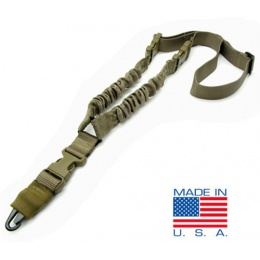 Condor Outdoor Tactical Cobra One Point Bungee Sling - TAN