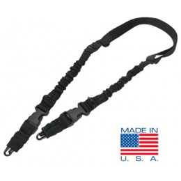 Condor Outdoor Tactical Convertible Bungee Sling - BLACK