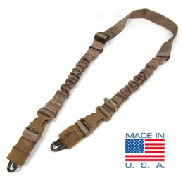 Condor Outdoor Tactical Convertible Bungee Sling - TAN